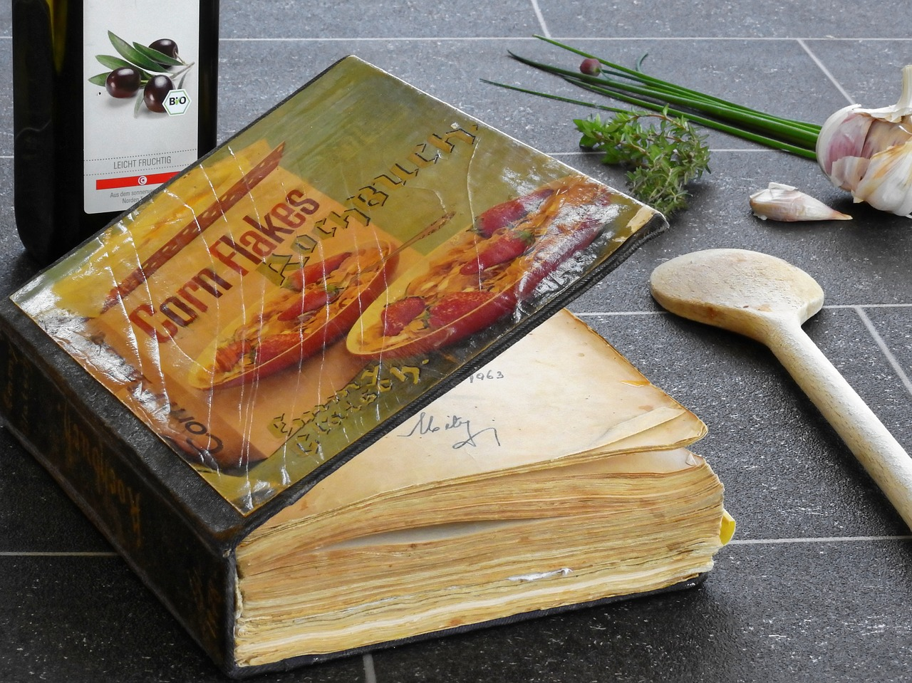 Książki kulinarne